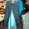 jeans donna con taschino  tg. 29